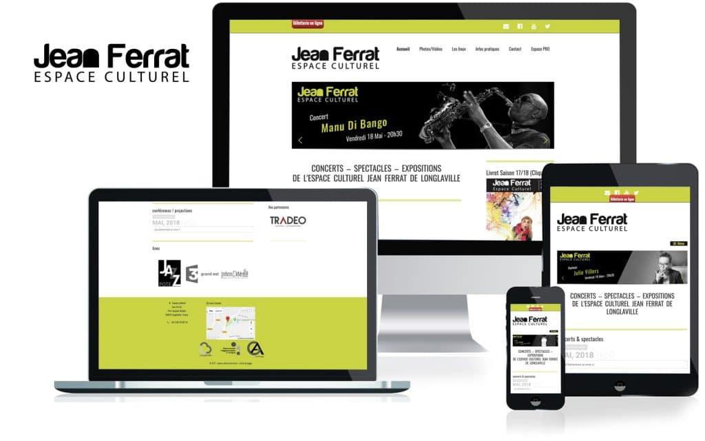 Jean Ferrat - Espace Culturel