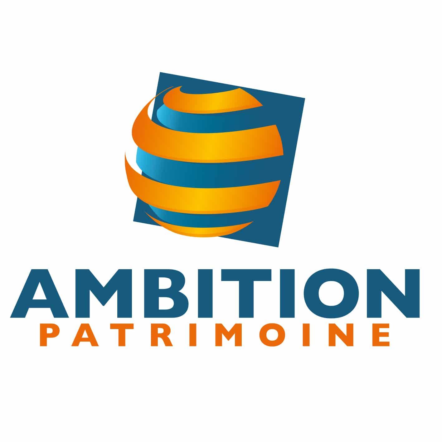 Création de Logo pour Ambition Patrimoine (Longwy)